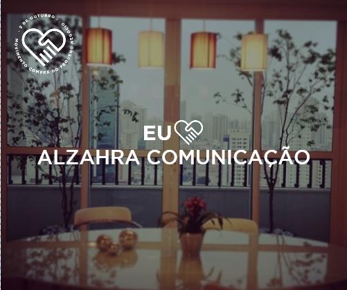 Alzahra Comunicação participa do Compre do Pequeno Negócio