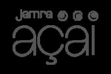 Logotipo da Jamra Açaí